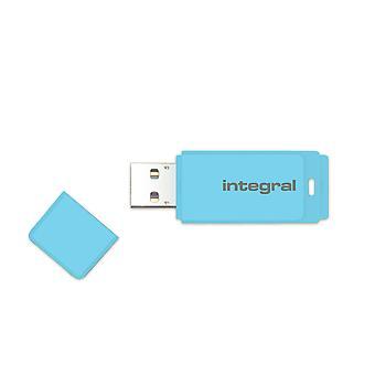 Lecteur flash usb2.0 intégral de 8 Go (Memory Stick) Pastel Blue Sky