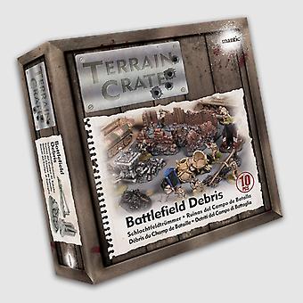 TerrainCrate: Battlefield Debris