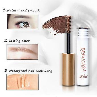 Xixi 4 Colors Eyebrow Mascara Cream Natural Women Eyebrow Gel Enhancer Cream