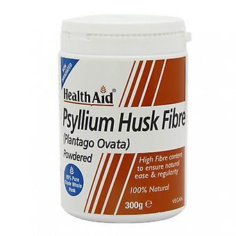 אבקת סיבי קליפת פסיליום HealthAid 300 גרם (803095)