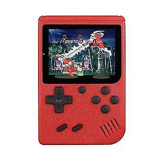 Kids Retro Mini Game Console(Red)