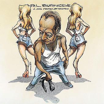 R.L. Burnside - A Ass Pocket Of Whiskey Vinyl