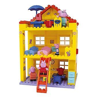 BIG-Bloxx Peppa's Huis Bouw Set Speelgoed Speelset
