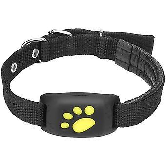 Remote Smart Pets GPS Locator Black Waterproof Dog GPS Positioner Locator Device Cat Positioning