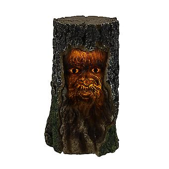 Tree Man Forest Spirit of Wisdom Decorative Accent Lamp Night Light