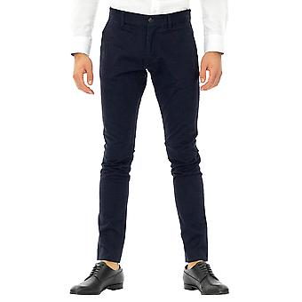 Emporio Armani Men Pants  Ankle length  Navy