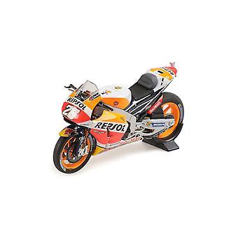 Minichamps 182171126 Dani Pedrosa 2017 Honda RC213V MotoGP 1:18 Skala