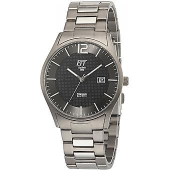 ONE (Eco Tech Time) Grey Titanium OJ-12054-51M Men's Watch