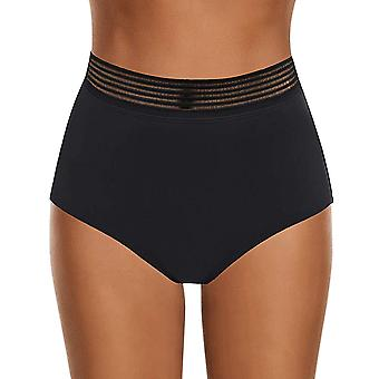Kvinners Bikini Truser Mesh Swim Shorts Beach Tankini Bunner
