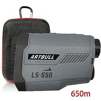 Télémètre laser pour la chasse 1000m Télémètre de golf avec Flag Lock Tilt Pin Télémètre Jumelles