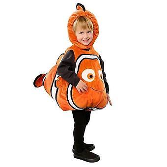 Clownfisch Nemo Kind Baby Cosplay Halloween Weihnachtskostüm