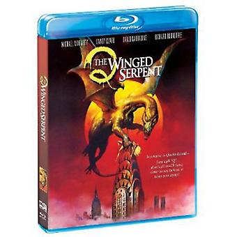 Q: The Winged Serpent [BLU-RAY] USA import