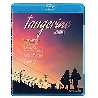 Tangerine [Blu-ray] USA import