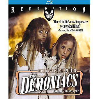 Demoniacs [Blu-ray] USA import