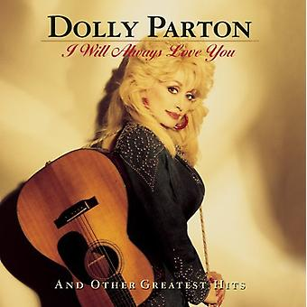 Dolly Parton - ich Will Always Love You [CD] USA import