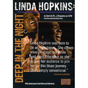 Linda Hopkins - Deep in the Night [DVD] USA import