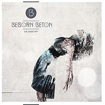 Beborn Beton - She Cried [Vinyl] USA import