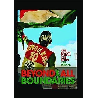 Beyond All Boundaries [DVD] USA import