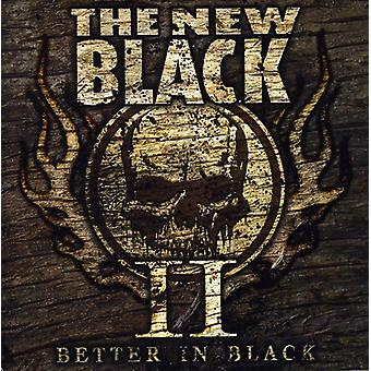 Nuevo negro - II: Mejor importación de Estados Unidos negro [CD]