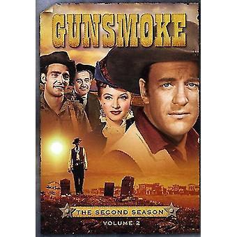 Gunsmoke - Gunsmoke: Segunda importación de USA temporada volumen 2 [DVD]