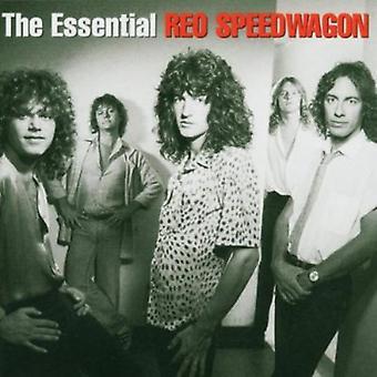 REO Speedwagon - importação EUA essencial Reo Speedwagon [CD]