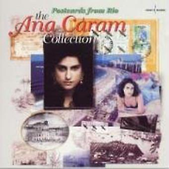 Ana Caram - Postcards From Rio [CD] USA import