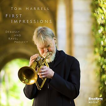 Tom Harrell - First Impressions [CD] USA import