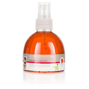 Wuapu Perfume Strawberry 140Ml (Dogs , Grooming & Wellbeing , Cologne)