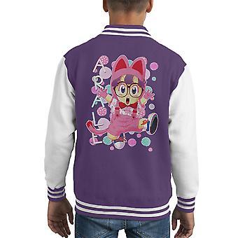 ARALE norimaki Cat Maglia Dr. Slump-dětský kabát ' s
