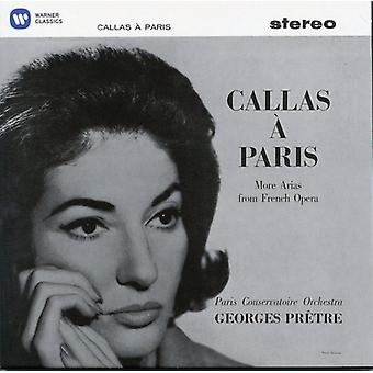 Callas / Parijs Conservatoire Orchestra - Callas een Paris II (1963) [CD] USA import