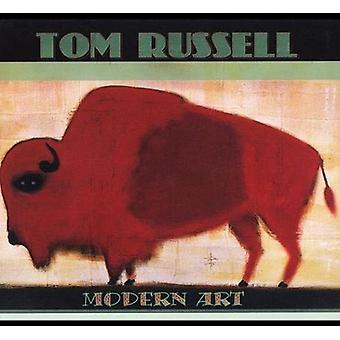 Tom Russell - Modern Art [CD] USA import