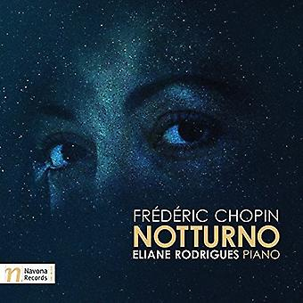 Chopin / Rodrigues - Notturno [CD] USA import