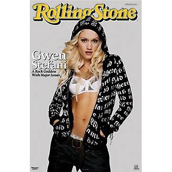 Rolling Stone - Gwen Stefani Juliste Tulosta