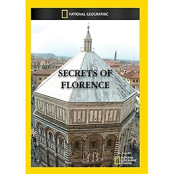 Secrets of Florence [DVD] USA import