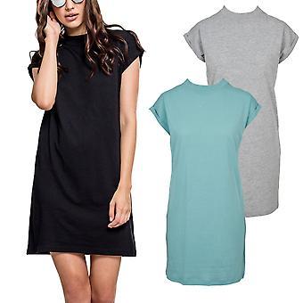 Urban classics ladies - turtle summer mini dress tunic