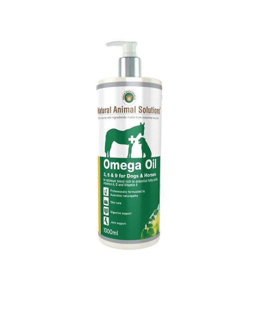 NAS Omega 3,6 & 9 1L Dog & Horse