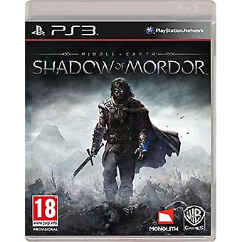 Middle-Earth Shadow of Mordor (PS3) - Nowość