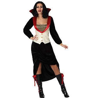 Frauen Kostüme Vampir Kostüm