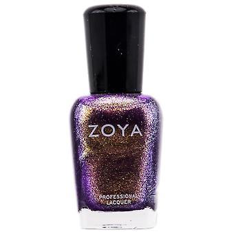 Zoya Natural Nail Polish - purpur (färg: Daul - Zp637)