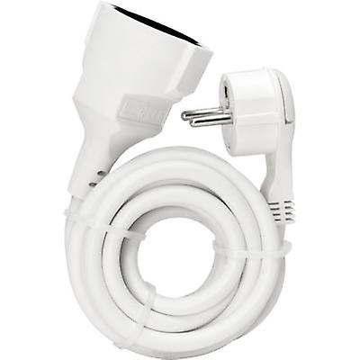 Kopp 143702083 Current Cable extension White 5.00 m