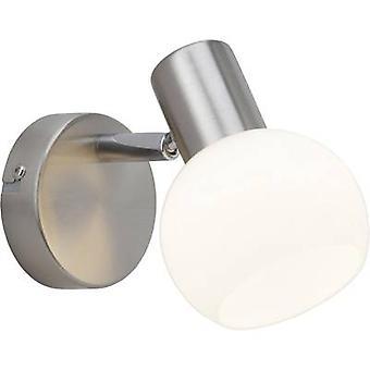 Brillante Philo G16310/13 Wall faretto E14 3 W LED (monocromatico) Ferro