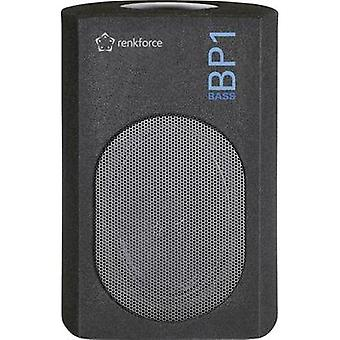 Renkforce Bass BP1 Auto Subwoofer passiv 200 W