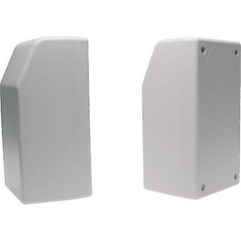Strapubox 1110GR 1110GR Universalhölje 121 x 65 x 55 Akrylantril butaddienstyren Grå 1 st