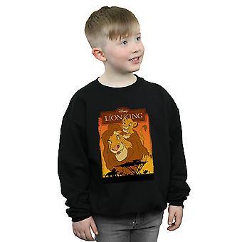 Disney Boys The Lion King Simba And Mufasa Sweatshirt