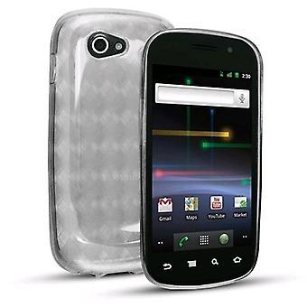 Sprint Gel Case for Samsung Nexus S (Clear)