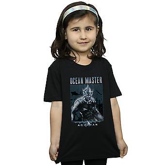 DC Comics tytöt Vesimies Ocean Master t-paita