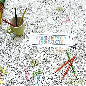 Giant Poster / Tablecloth - Glorious Garden