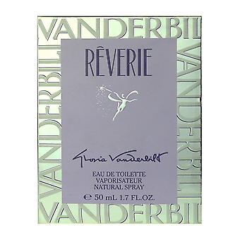 Gloria Vanderbilt devaneio Eau De Toilette Spray 50ml/1.7 Oz novo na caixa