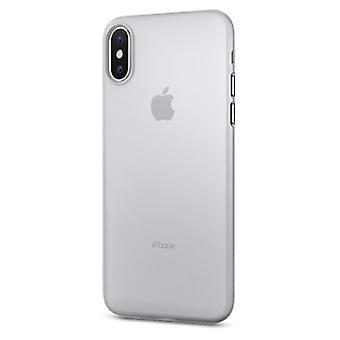 Hard Clear veske til iPhone XS!