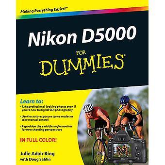 Nikon D5000 For Dummies by Julie Adair King - 9780470539699 Book